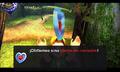 Link obteniendo una Pieza de Corazón en MM 3D