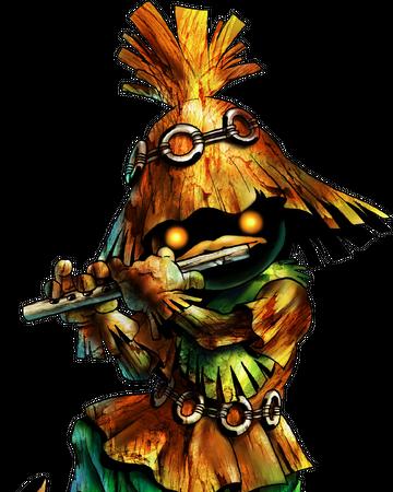 Skull Kid Race Zeldapedia Fandom