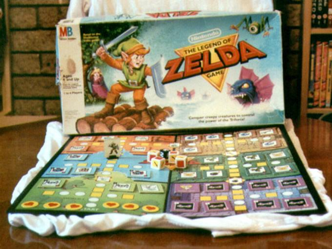 Usuario Blog Leo64 Zelda El Juego De Mesa The Legend Of Zelda