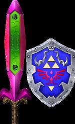 Espada de la Gran Hada SCII