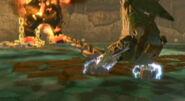 Link tirando de las cadenas de Pyrus