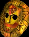 Máscara del Sol MM3D