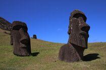 Moai île de paques