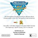 Nintendo World Championship TLOZ