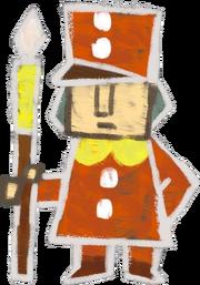 Soldat d'Hyrule ALBW