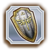 Bouclier de Capitaine d'Hyrule HW