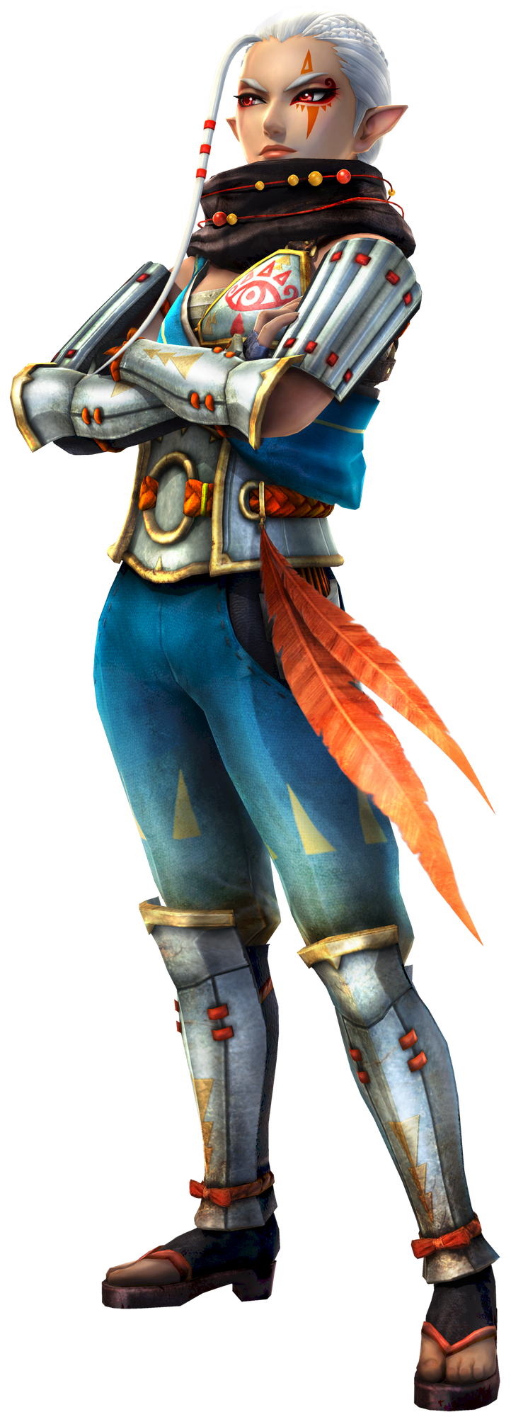 New Hyrule Warriors Age Of Calamity Gameplay Includes New Character Impa Resetera