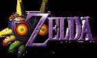 Logo The Legend of Zelda Majora's Mask-0