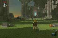 Ruines du Temple du Temps 2 BOTW