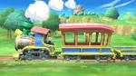 SSBU Locomotive des Dieux