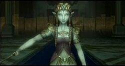 Zelda possédée par Ganondorf 2