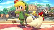Cuco en Super Smash Bros 4