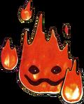 Hot Head artwork LA