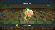 Patrón de Link - Yoshi's Woolly World