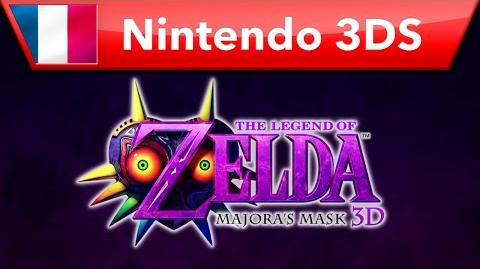 The Legend of Zelda Majora's Mask 3D - Bande-annonce (Nintendo 3DS)