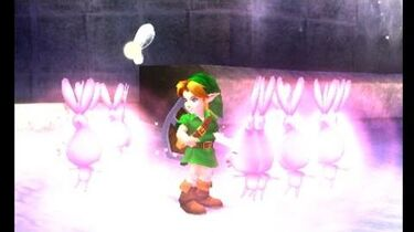 The Legend of Zelda Majora's Mask 3D - Snowhead Temple Stray Fairy Locations