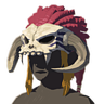 Breath of the Wild Faron Barbarian Armor Set Barbarian Helm (Icon)
