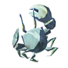 Breath of the Wild Frozen Seafood Frozen Crab (Icon)