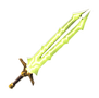 Espada del rayo BotW