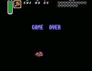 Game Over ALttP