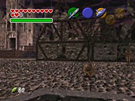 Legend of Zelda, The - Ocarina of Time (E) (M3) (V1.1) snap0765
