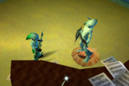 Link y Japas tocando