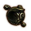 Hyrule Warriors Shackle Cursed Shackle (Level 1 Shackle)