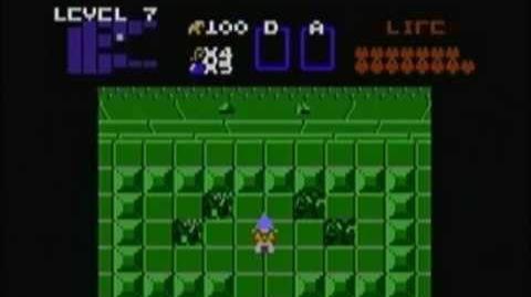 The Legend Of Zelda - Boss 7 Aquamentus 2