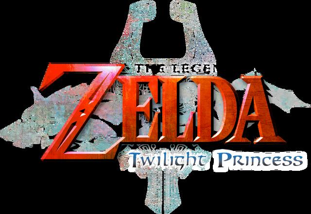 Файл:The Legend of Zelda - Twilight Princess (logo).png