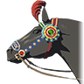 Breath of the Wild Key Item (Extravagant Horse Gear) Extravagant Bridle (Icon)