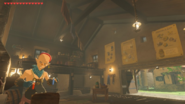 Breath of the Wild Shops Kochi Dye Shop (Hateno Village)