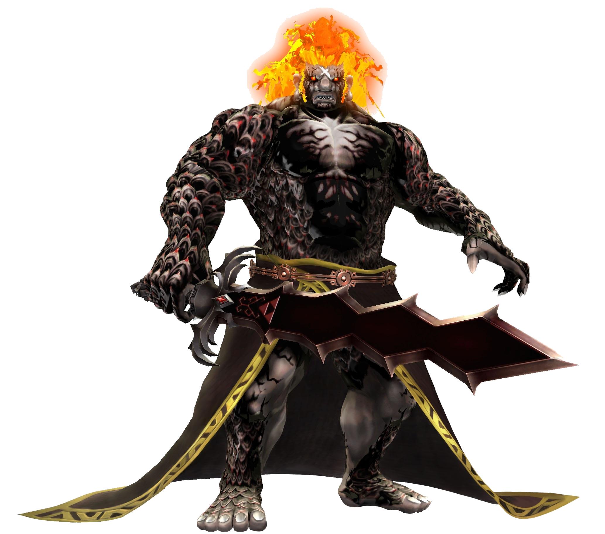 Demon Zeldapedia Fandom