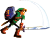 Link attaque 2 OoT