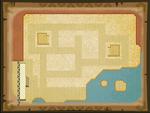 Mapa del Altar de las Arenas ST