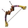 Breath of the Wild Rito Bows Swallow Bow (Icon)