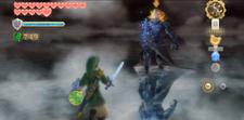 Heraldo Muerte contra Link SS 2