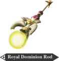 Hyrule Warriors Dominion Rod Royal Dominion Rod (Render).png