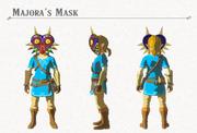 Majora's Mask BOTW