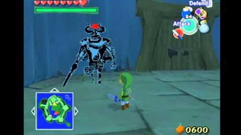 Phantom Ganon Forsaken Fortress (The Wind Waker)