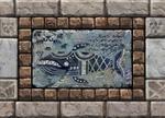 LANS Poisson Rêve Mur Fresque