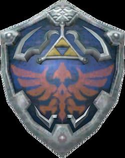 Hylian Shield (Twilight Princess)