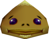 Masque Goron OoT