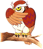 Owl Artwork (Link's Awakening)