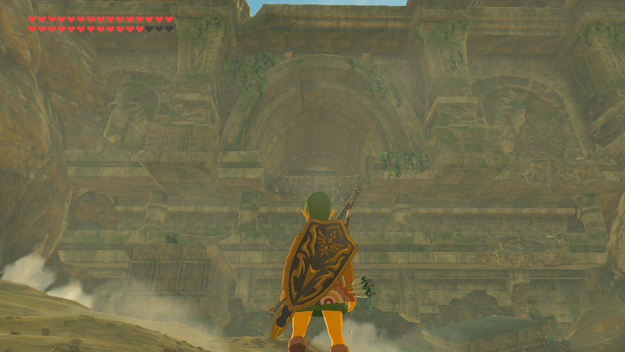 Forgotten Temple Zeldapedia Fandom Powered By Wikia