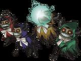 Quatre Sœurs Cubus