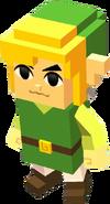 Link con las Ropas eternas TFH