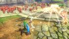 Link usando el arco HW 2