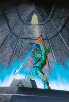 Link y la Espada Maestra (Ocarina of Time)