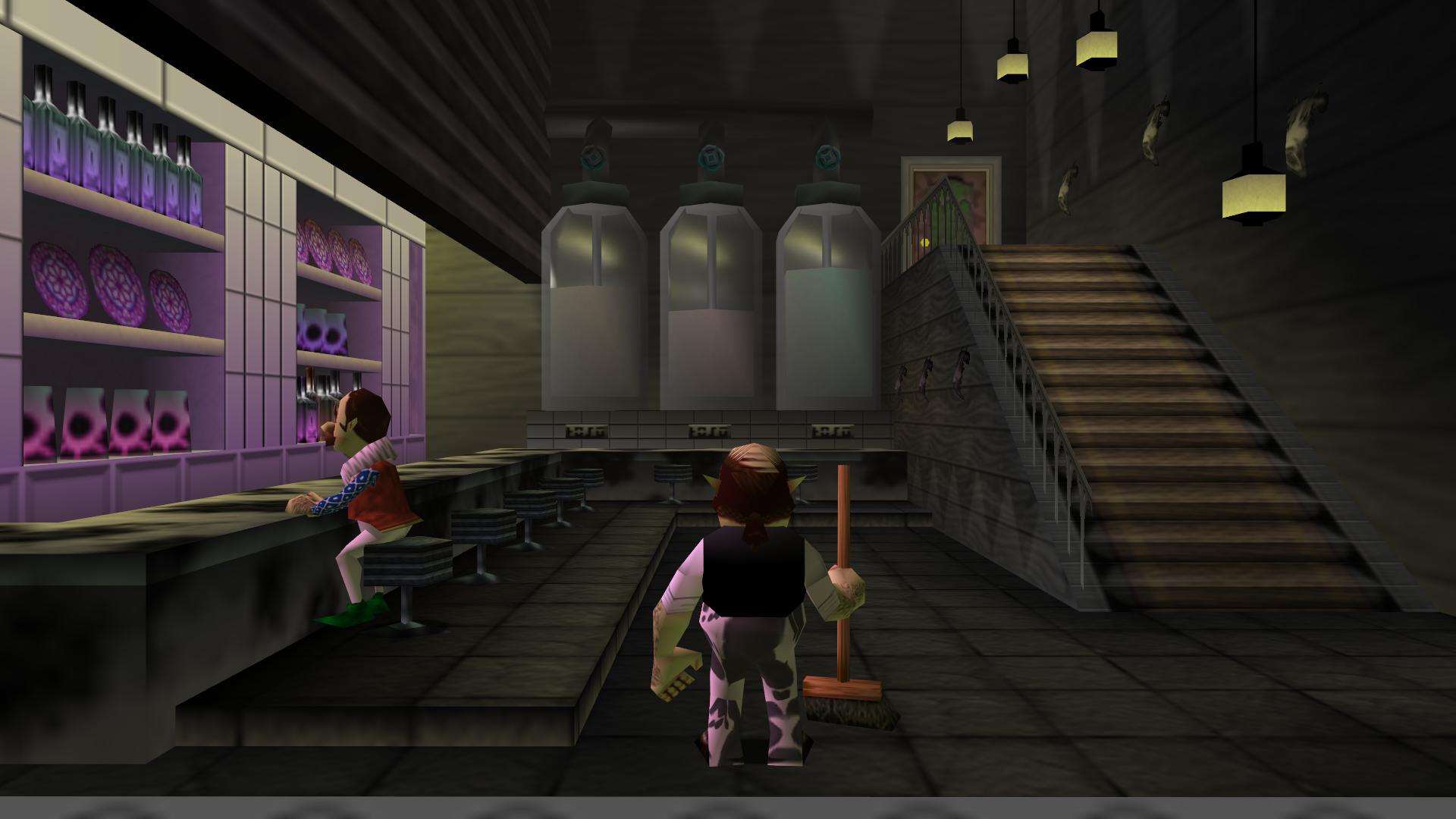 Image Milk Bar Majoras Maskpng Zeldapedia Fandom Powered
