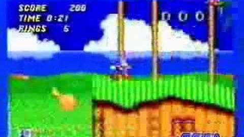 Sonic the hedgehog 2 japanese trailer